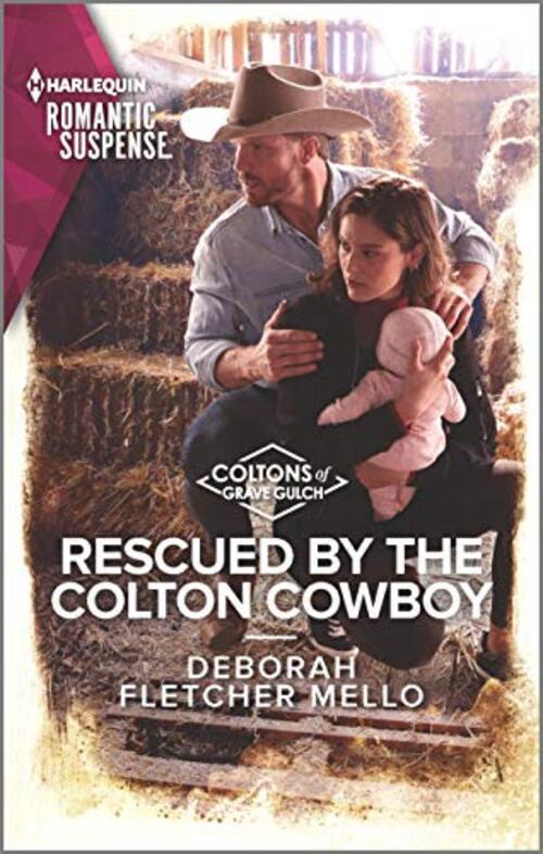 Rescued by the Colton Cowboy by Deborah Fletcher Mello