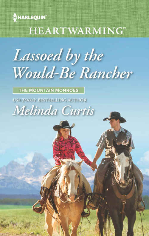 LASSOED BY THE WOULD-BE RANCHER