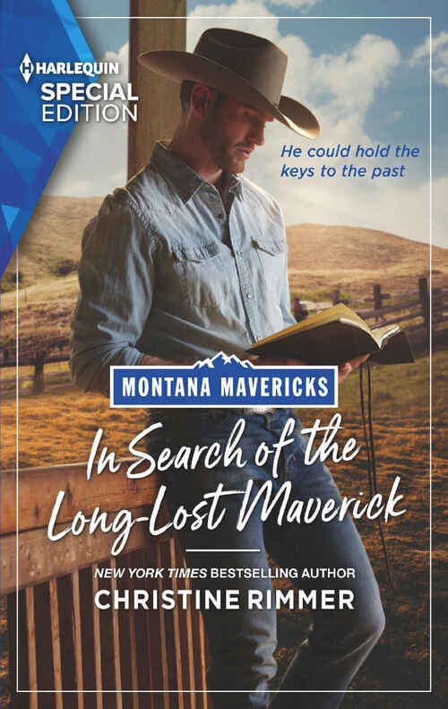 In Search of the Long-Lost Maverick by Christine Rimmer