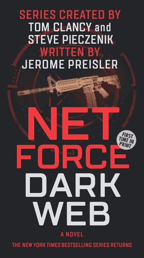 Net Force: Dark Web by Steve Pieczenik