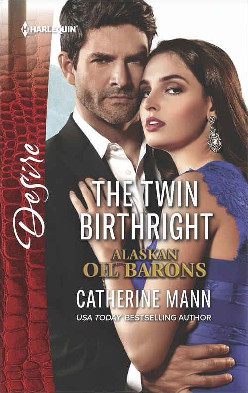 The Twin Birthright by Catherine Mann