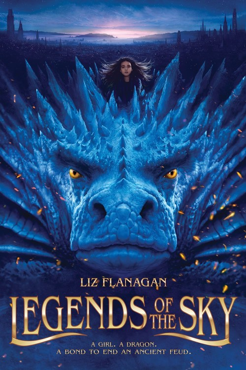 Legends of the Sky by Liz Flanagan