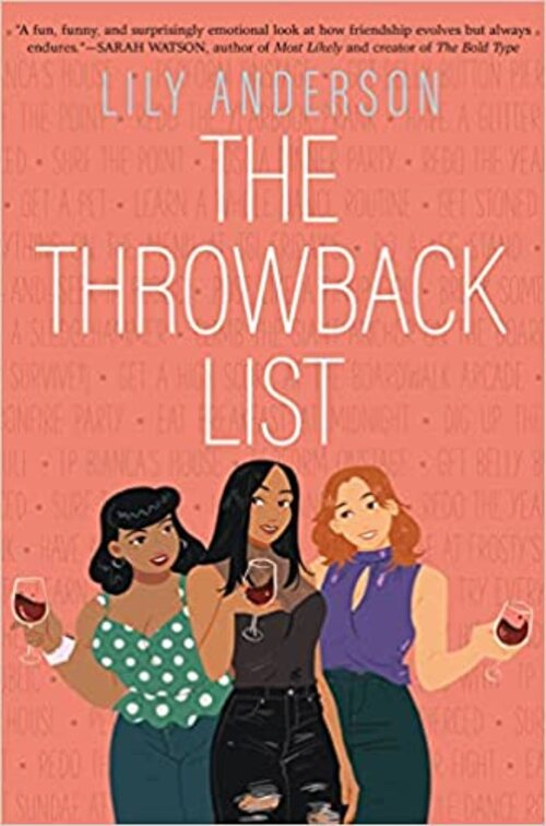 The Throwback List