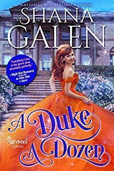 A Duke A Dozen by Shana Galen