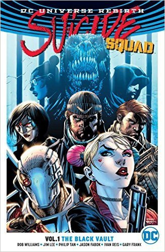 Suicide Squad Vol. 1: The Black Vault
