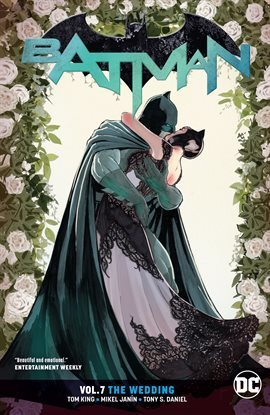 Batman Vol. 7: The Wedding by Tom King