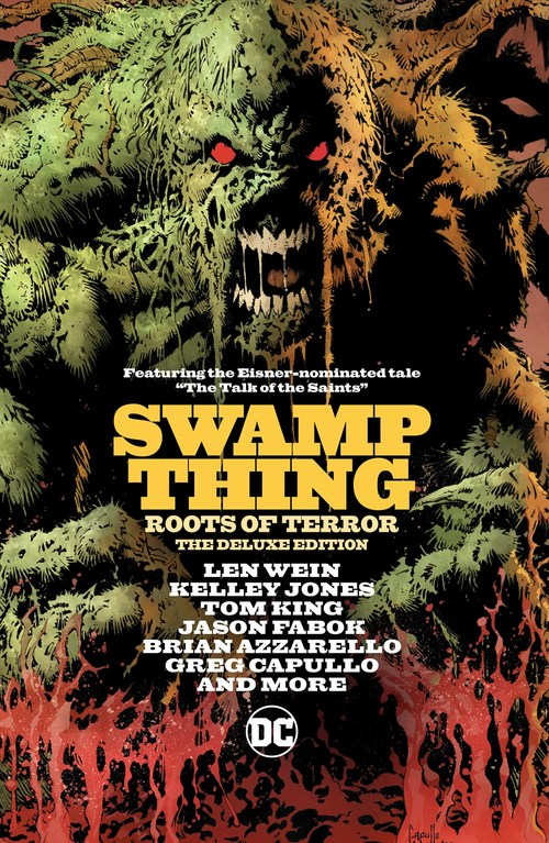 Swamp Thing: Roots of Terror by Brian Azzarello