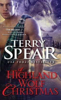 A Highland Wolf Christmas by Terry Spear