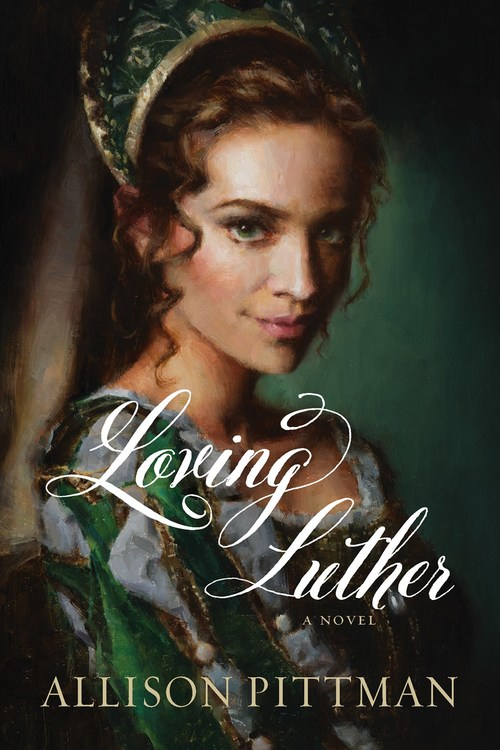 Loving Luther by Allison Pittman