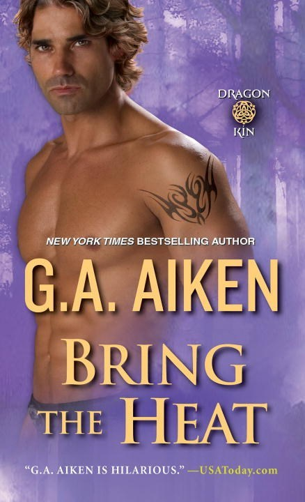 Bring the Heat by G.A. Aiken