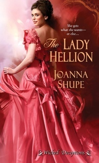 The Lady Hellion by Joanna Shupe