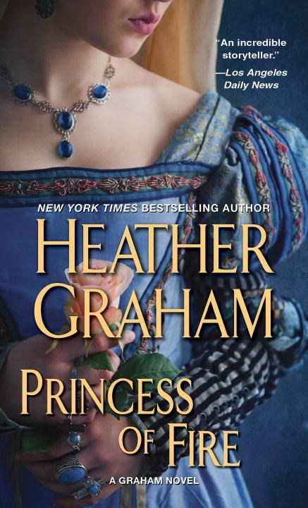 Princess of Fire by Heather Graham