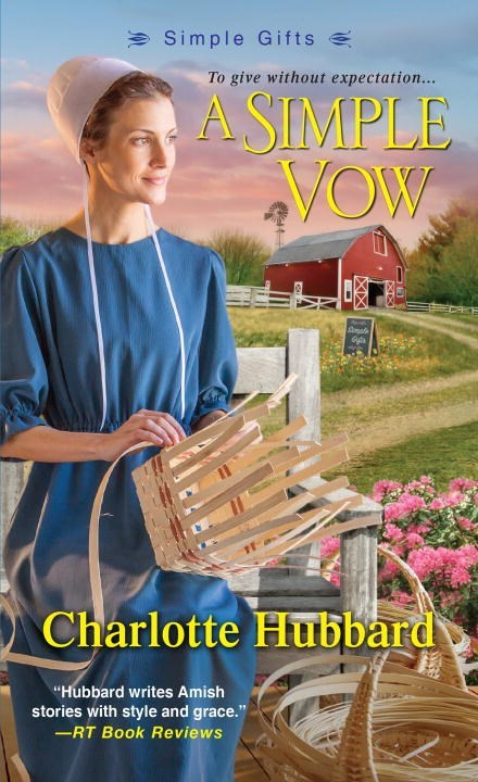 A Simple Vow by Charlotte Hubbard