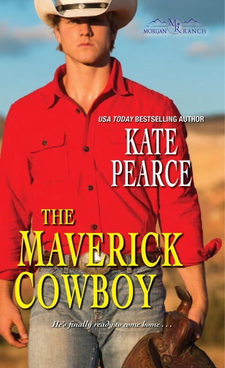 The Maverick Cowboy by Kate Pearce