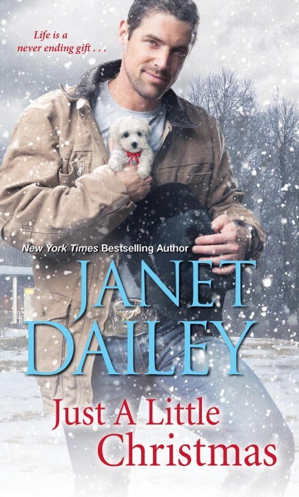 Just a Little Christmas by Janet Dailey