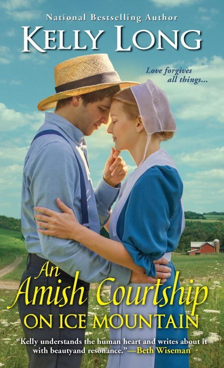 An Amish Courtship on Ice Mountain by Kelly Long