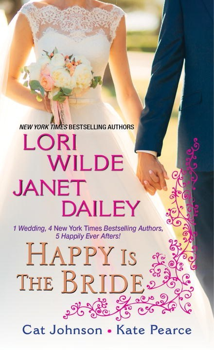 Happy Is the Bride by Janet Dailey