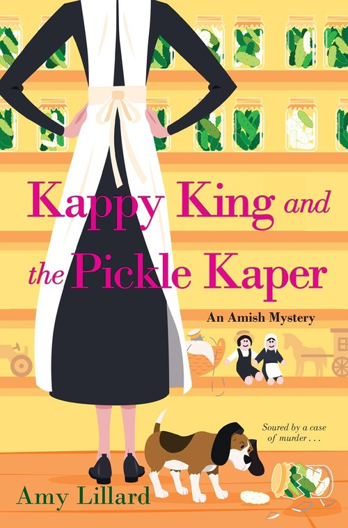 Kappy King and the Pickle Kaper by Amy Lillard
