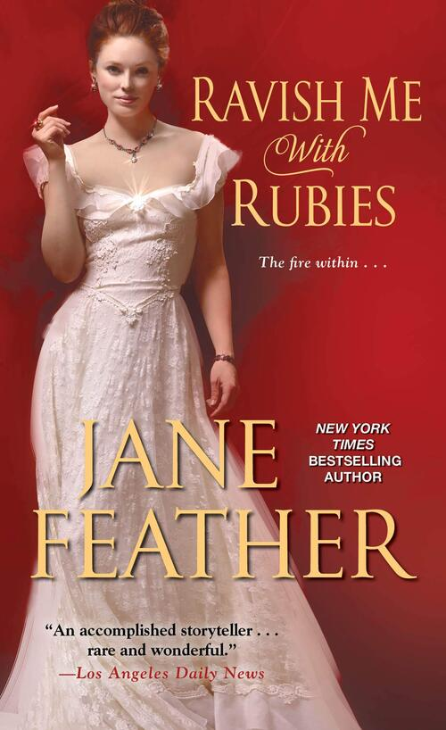 Ravish Me with Rubies by Jane Feather