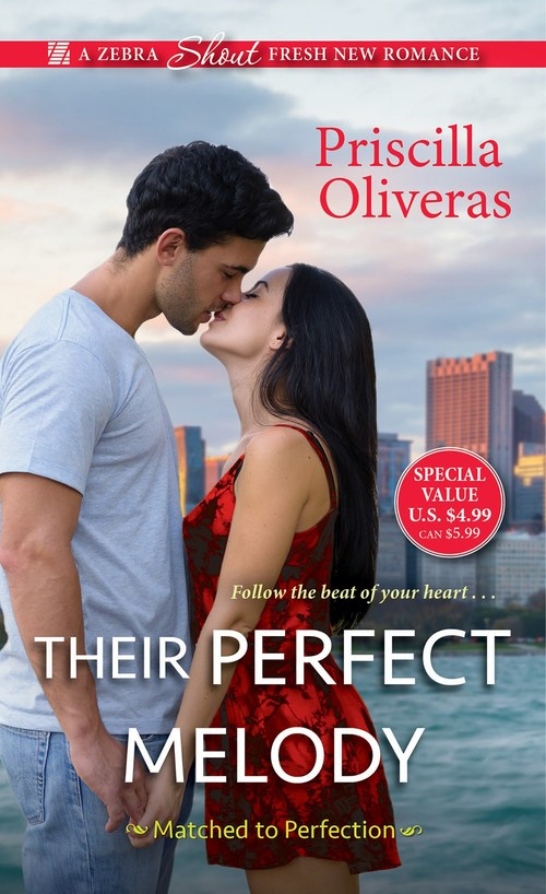 Their Perfect Melody by Priscilla Oliveras
