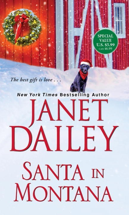 Santa in Montana by Janet Dailey