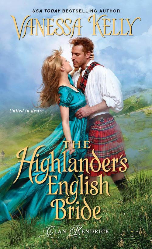 The Highlander's English Bride by Vanessa Kelly