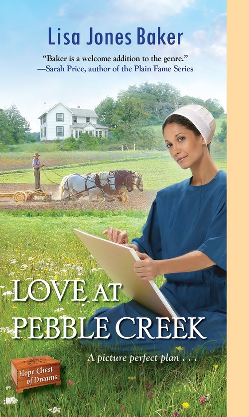 Love at Pebble Creek by Lisa Jones Baker