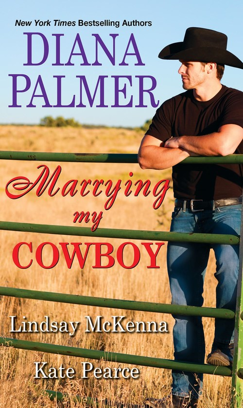 Marrying My Cowboy by Lindsay McKenna