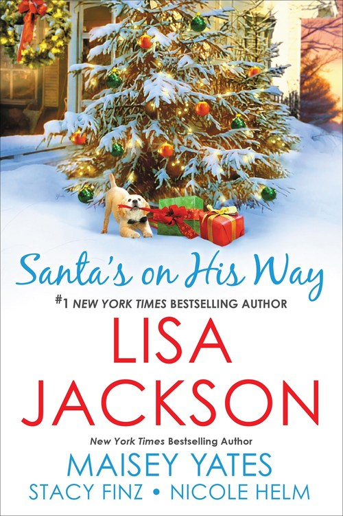 Santa's on His Way by Stacy Finz