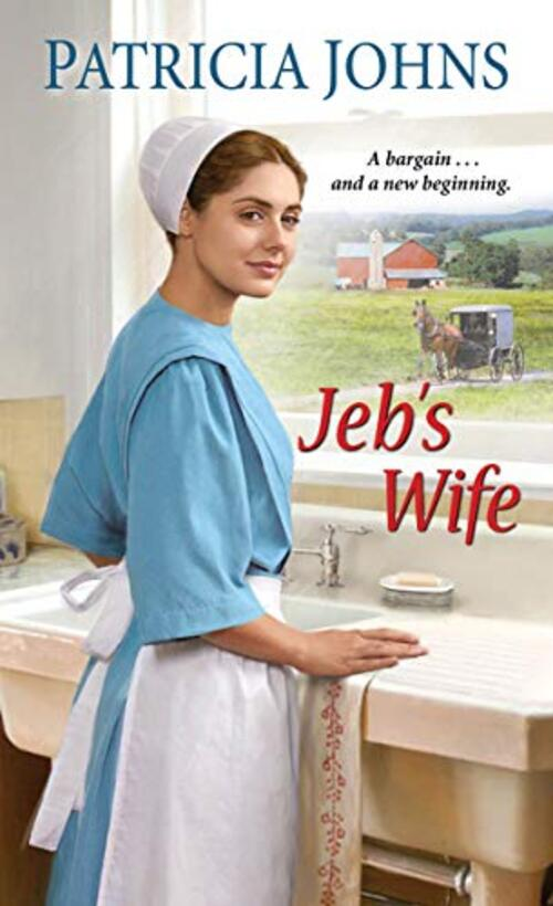 Jeb's Wife by Patricia Johns