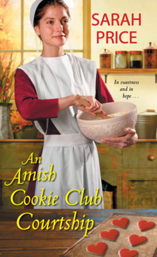 An Amish Cookie Club Courtship by Sarah Price