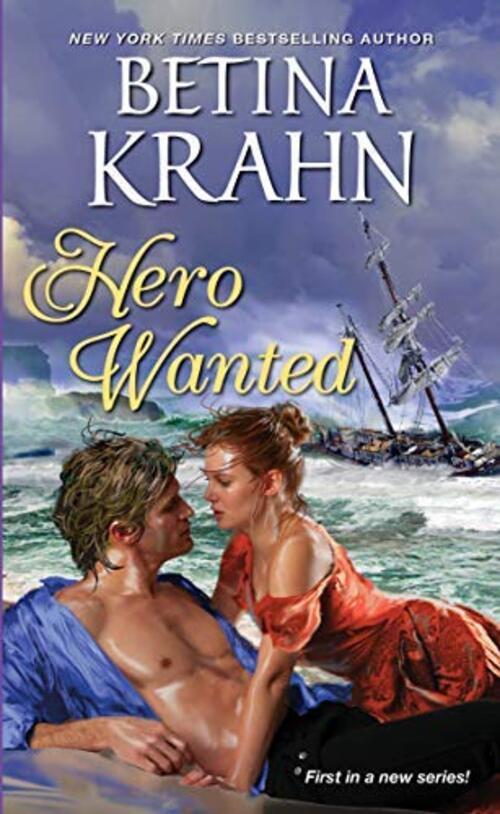 Hero Wanted by Betina Krahn