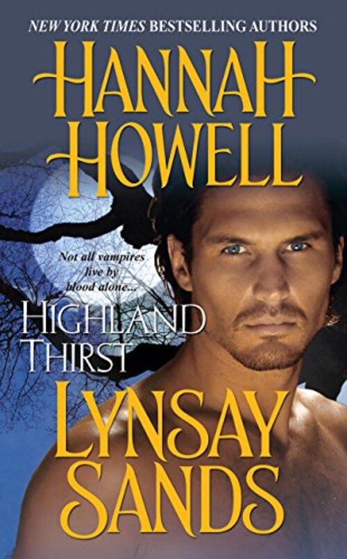 Highland Thirst by Hannah Howell