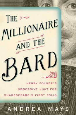 The Millionaire and the Bard by Andrea Mays