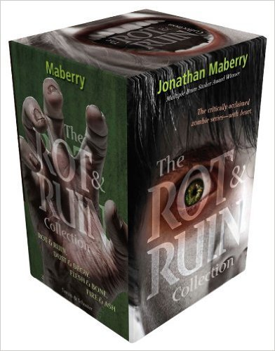 The Rot & Ruin Collection by Jonathan Maberry