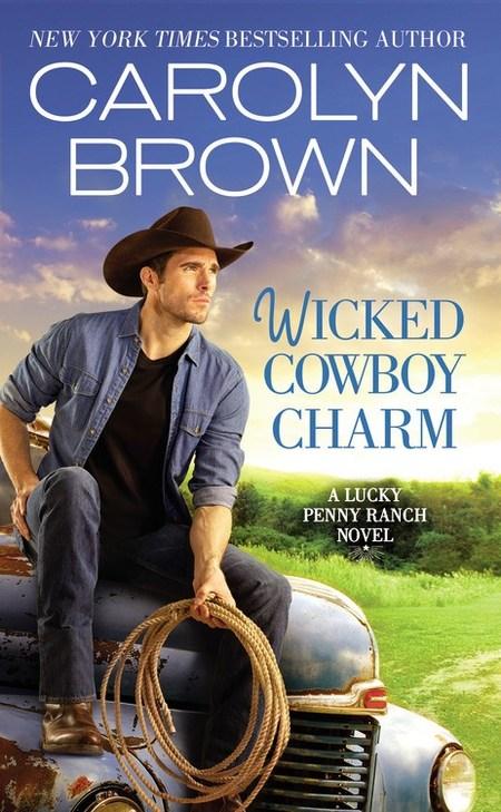 Wicked Cowboy Charm by Carolyn Brown