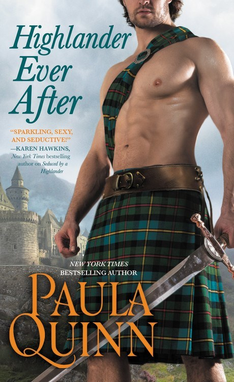 Highlander Ever After by Paula Quinn