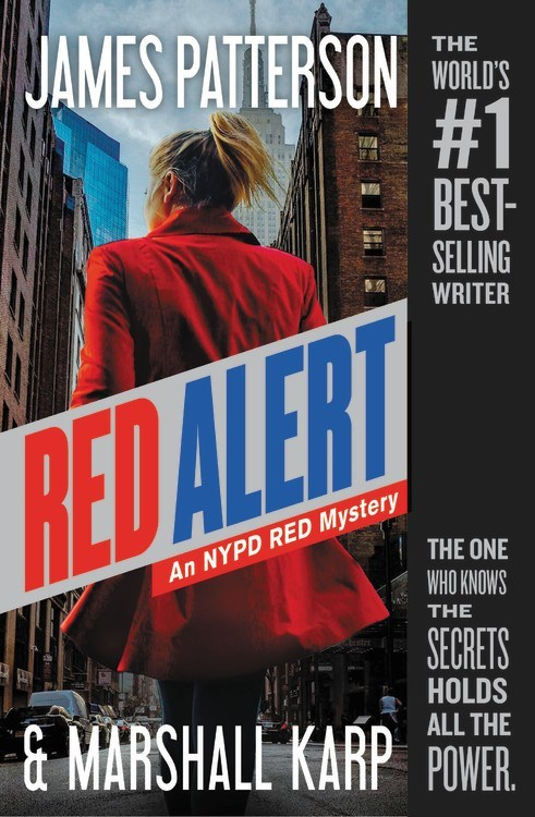 Red Alert by James Patterson