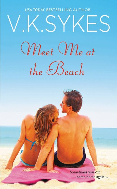 Meet Me At The Beach by V.K. Sykes