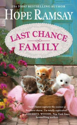 Last Chance Family by Hope Ramsay