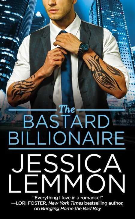 The Bastard Billionaire by Jessica Lemmon