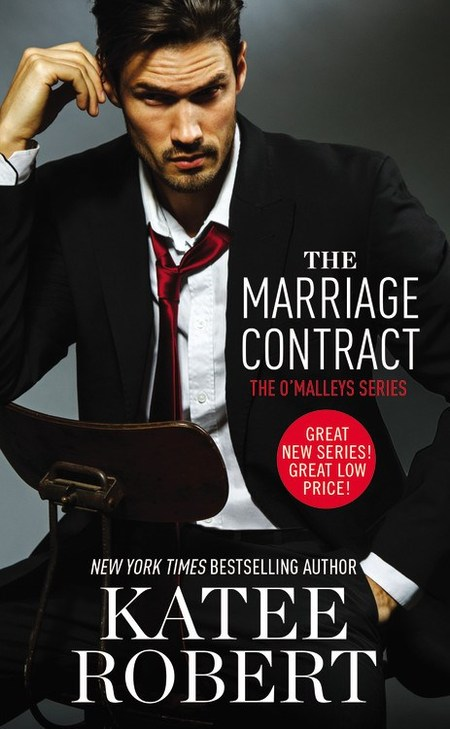 The Marriage Contract by Katee Robert