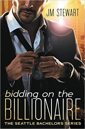 Bidding on the Billionaire by J.M. Stewart