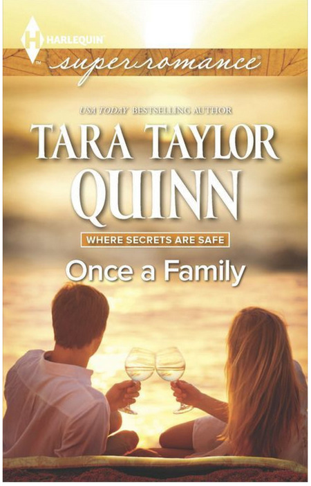 Once a Family by Tara Taylor Quinn