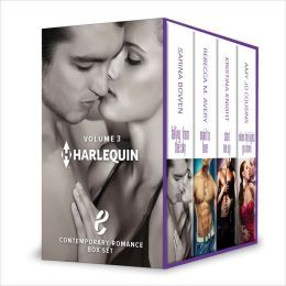 Harlequin E Contemporary Romance Box Set Volume 3 by Amy Jo Cousins