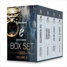 Harlequin E Shivers Box Set Volume 4 by Barbara J. Hancock