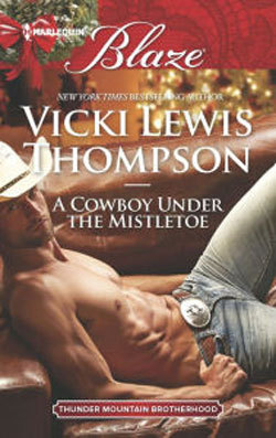 A COWBOY UNDER THE MISTLETOE