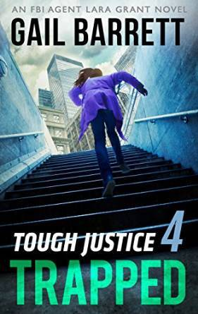 Tough Justice: Trapped by Gail Barrett