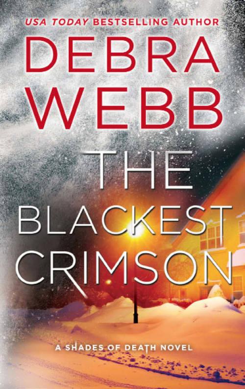 The Blackest Crimson by Debra Webb