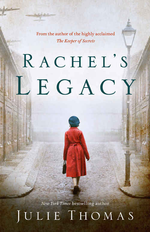 Rachel's Legacy by Julie Thomas